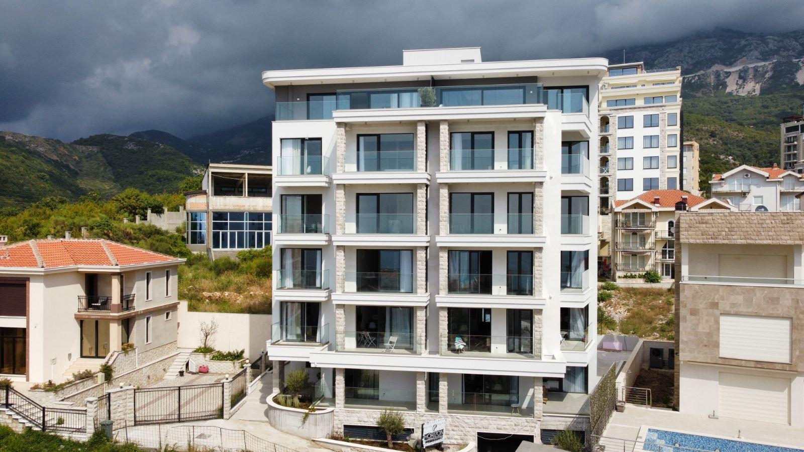 amforaproperty.com/Horizon Residences- Bečići Jednosobni stanovi
