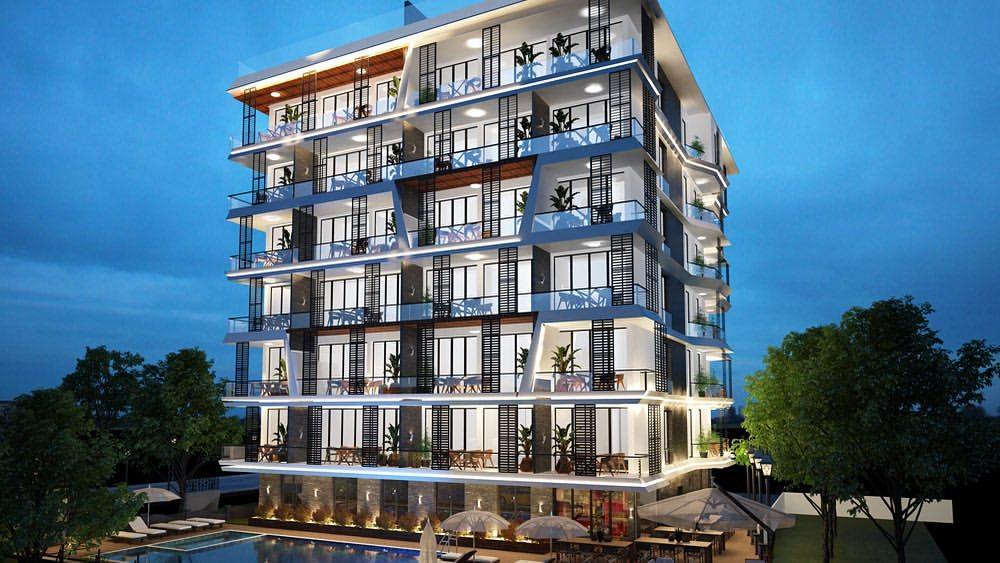 amforaproperty.com/Jednosoban stan sa pogledom na more 55 m2 , preko puta hotela Splendid