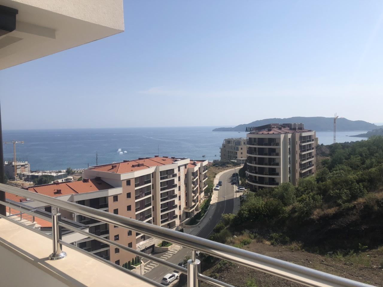 amforaproperty.com/Prodaja stanova sa pogledom na more, novogradnja , Becici