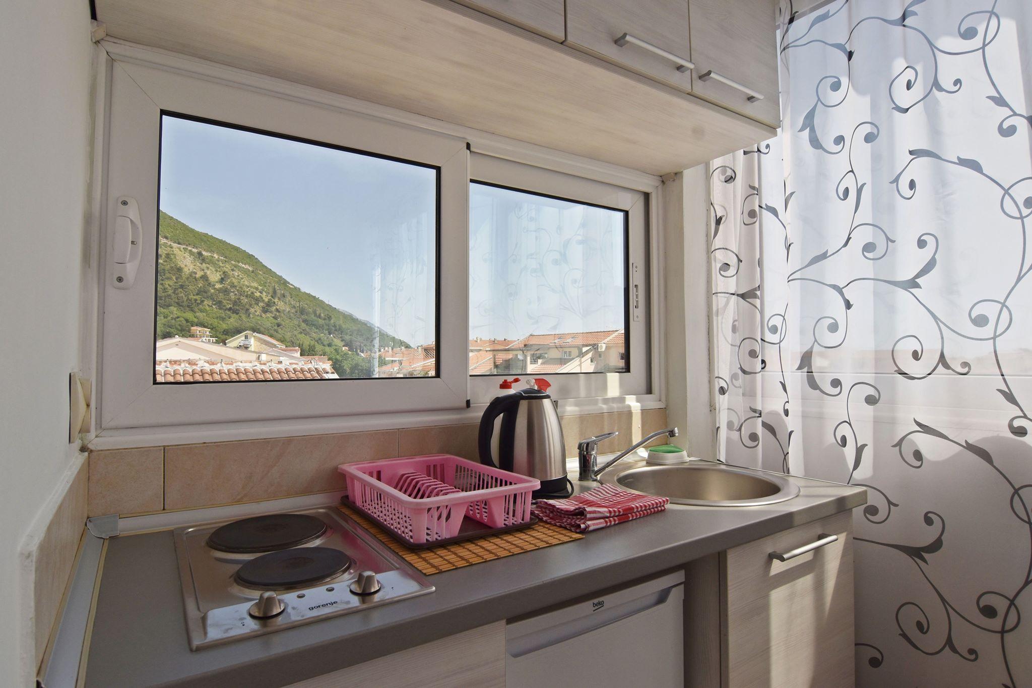 amforaproperty.com/Manji jednosoban stan kod restorana Kužina, Budva