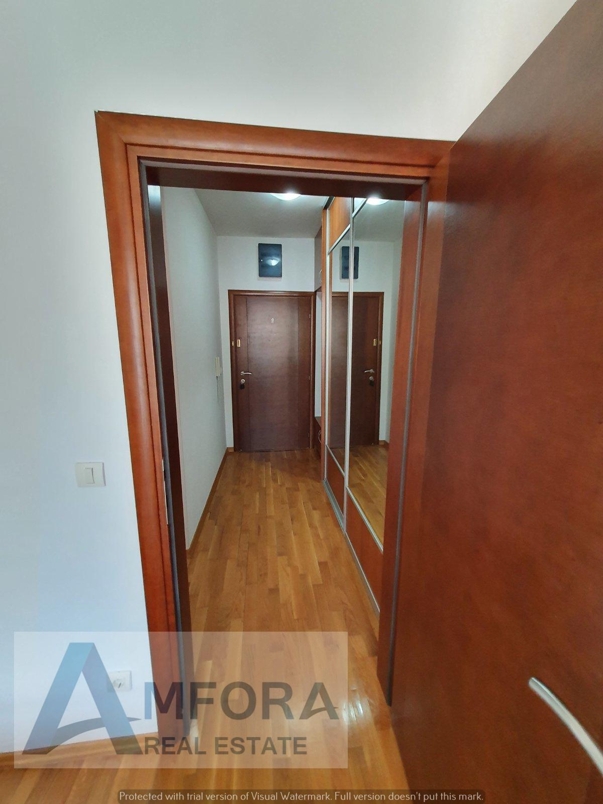 amforaproperty.com/Jednosoban stan 53m2 u centru Budve