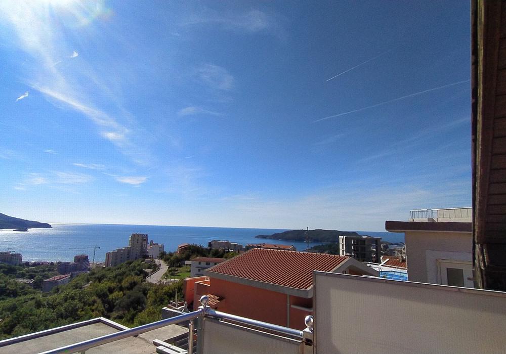 amforaproperty.com/Studio apartman , 60m2 sa pogledom.  Bečići- Ivanovići Hitna prodaja!!! Snižena cijena!!